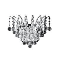 Elizabeth Collection Crystal Wall Sconce 1818W-1422