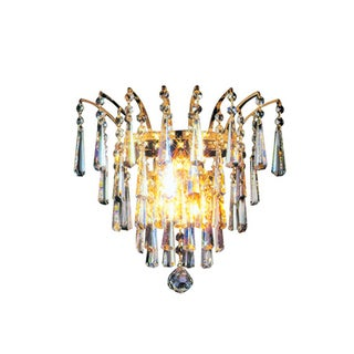 Victoria Drop Collection Crystal Wall Sconce 1816W-1613