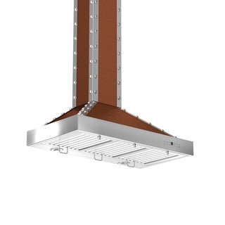 ZLINE 36 in. 760 CFM Designer Series Wall Mount Range Hood (KB2-CSSXS-36)