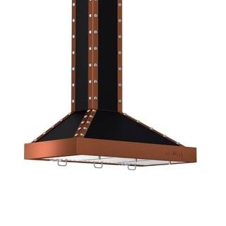 ZLINE 36 in. 760 CFM Designer Series Wall Mount Range Hood (KB2-BCCXS-36)