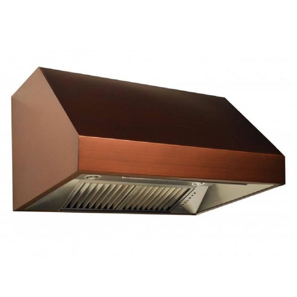 Zline Kitchen and Bath ZLINE 30 in.  Designer Series Under Cabinet Range Hood (8685C-30) (30 in.)