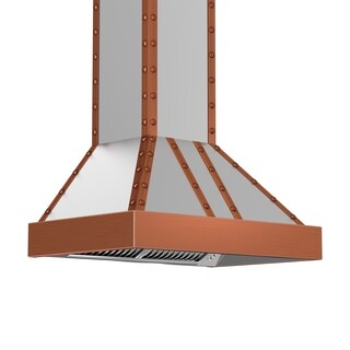 ZLINE 1200 CFM Designer Series Wall Mount 36-inch Range Hood (655-SCCCC-36)