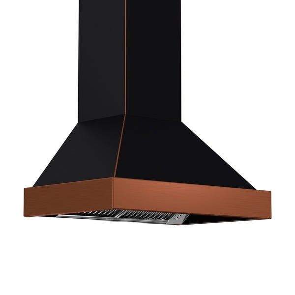 ZLINE 30 in. 900 CFM Designer SeriesWall Mount Range Hood (655-BCXXX-30)