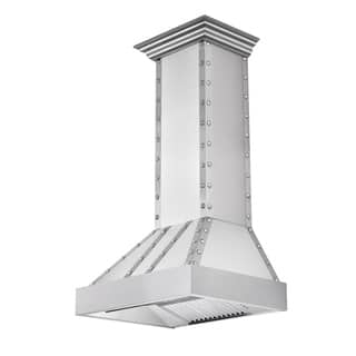 ZLINE 30 in. 900 CFM Designer SeriesWall Mount Range Hood (655-4SSSS-30)|https://ak1.ostkcdn.com/images/products/13180933/P19903671.jpg?impolicy=medium