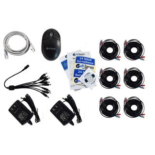 eN-Secure 8 Channel DVR CCTV Home Security Kit