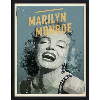 "American Flat ""Marilyn Monroe"" Framed Wall Art"