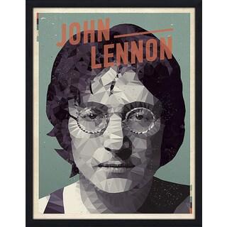 "American Flat ""John Lennon"" Framed Wall Art"