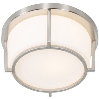 Rogue Decor Smart 1-light Flush Ceiling Light