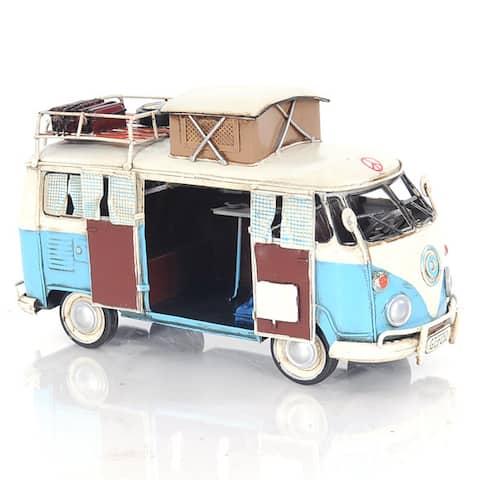 Volkswagen Camp Bus Model Car