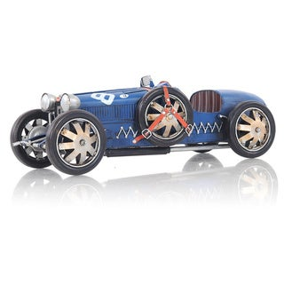 Bugatti Type 35 Model Car