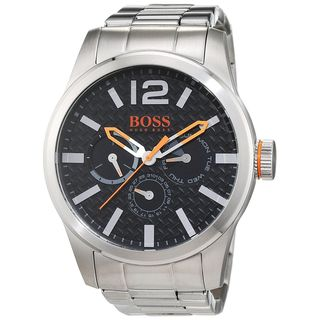 Hugo Boss Men's 1513238 'Paris' Multi-Function Stainless Steel Watch