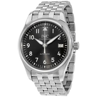 IWC Unisex IW324002 'Pilot' Automatic Stainless Steel Watch