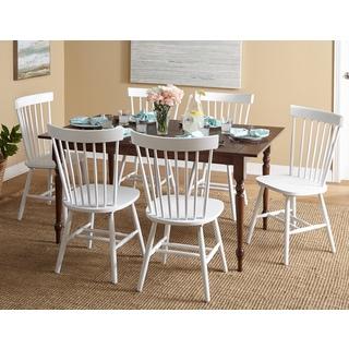 Simple Living Artesia 5-piece or 7-piece Dining Set