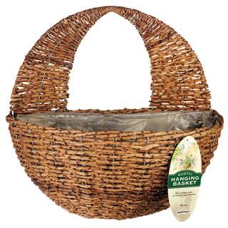 Gardman R496 Rustic Rattan Wall Basket