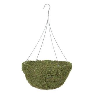 "Gardman R476 18"" Sphagnum Moss Hanging Basket"