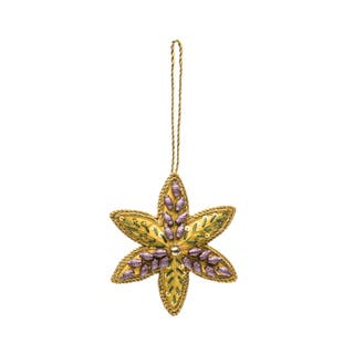 Embellished Star Ornament - Yellow|https://ak1.ostkcdn.com/images/products/13181524/P19904077.jpg?impolicy=medium