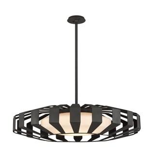 Troy Lighting Impulse 36-inch LED Bronze Pendant