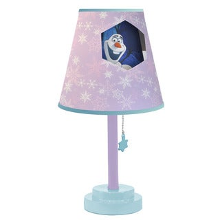 Disney Frozen Empire Shade Table Lamp