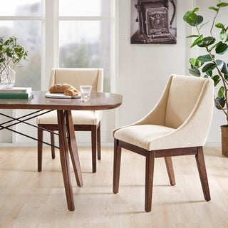 INK+IVY Dean Tan Multi Dining Chair (Set of 2)