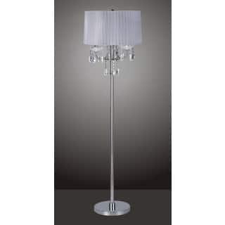 White Floor Lamps For Less | Overstock.com