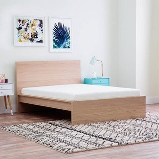 LINENSPA 5-inch Twin-size Gel Memory Foam Mattress