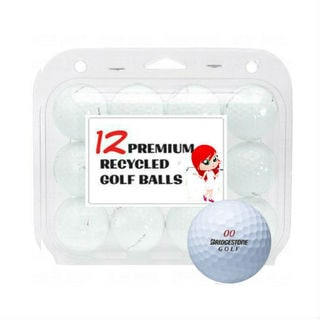 Bridgestone Mix Recycled Golf Balls (Case of 12)
