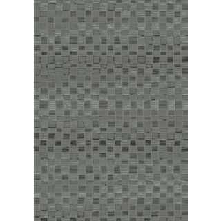 Dynamic Rugs Grey Polypropylene Machine-made Opus Rug (6'7 x 9'6)