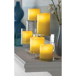 Sharper Image 5pc Flameless LED Candle