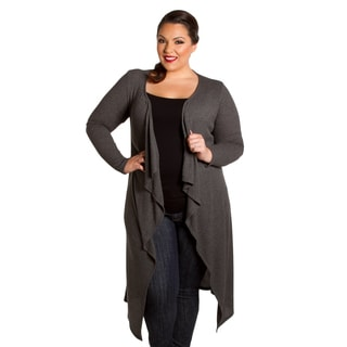 Sealed with a Kiss Women's Plus Size Jamie Cardigan