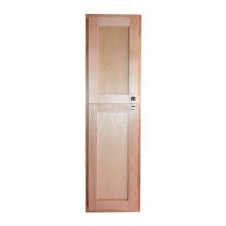 WG Wood Products 54-inch Deep-Recessed Cabinet