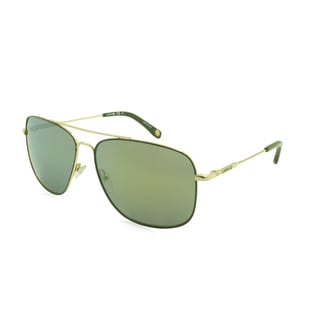 Lacoste L175S-718 Aviator Green Sunglasses