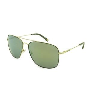 Lacoste L175S-718 Aviator Green Sunglasses