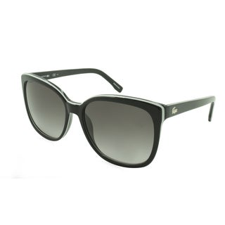 Lacoste L747S-004 Oversized Black Sunglasses