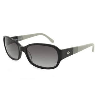 Lacoste L784S-001 Square Gray Gradient Sunglasses