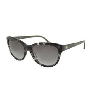 Lacoste L785S-218 Oversized Brown Gradient Sunglasses