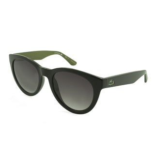Lacoste L788S-001 Round Black Gradient Sunglasses