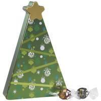 Lindor Holiday Tree Gift Tin