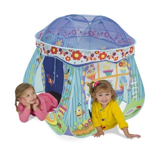 Playhut Play Village Greenhouse Polyester Play Tent