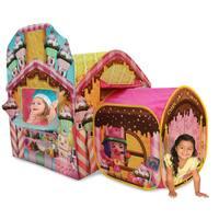 Playhut Cubetopia Cupcake Bakery Pink Playhouse Tent