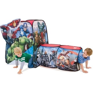 Playhut Inc. Avengers Multicolored Discovery Hut