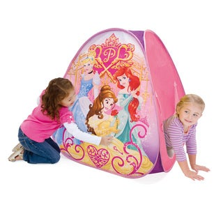 Playhut Disney Princess Pink Classic Hideaway Playhouse