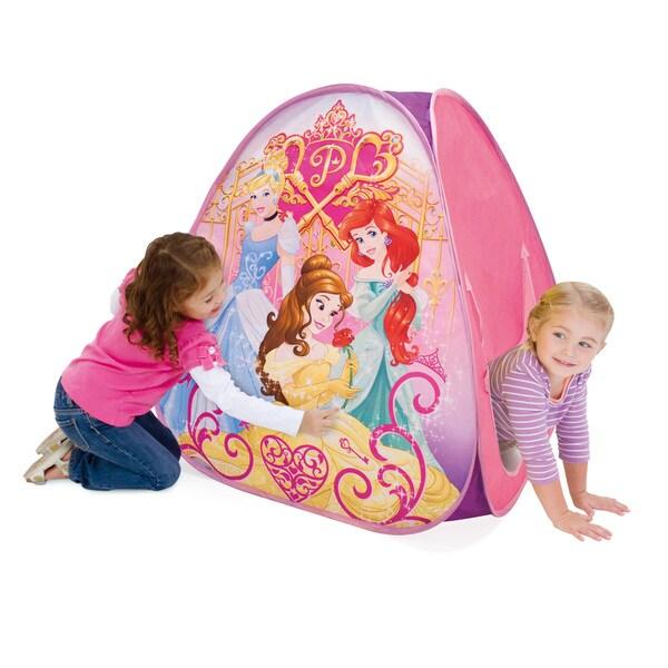 Playhut Disney Princess Pink Classic Hideaway Playhouse