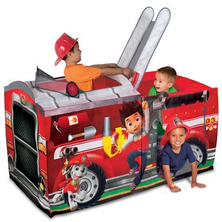 Playhut Paw Patrol Marshall Fire Truck Playhouse