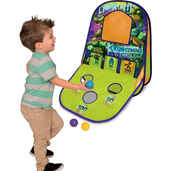 TMNT Green Triple Shot Game Center