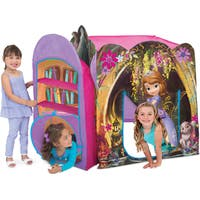 Sofia's Magical World Multicolored Play Tent
