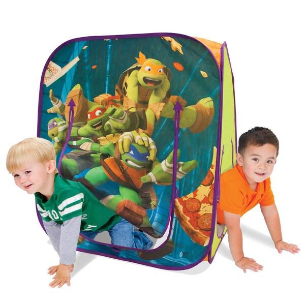 Playhut Hide N' Play Teenage Mutant Ninja Turtles Play Tent