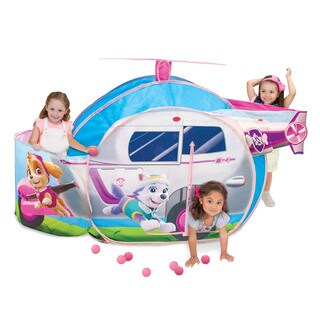 Paw Patrol Skye High Flyin' Copter Play Tent