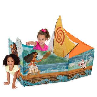 Playhut Moana Wayfinder Canoe Play Tent|https://ak1.ostkcdn.com/images/products/13189483/P19911000.jpg?impolicy=medium