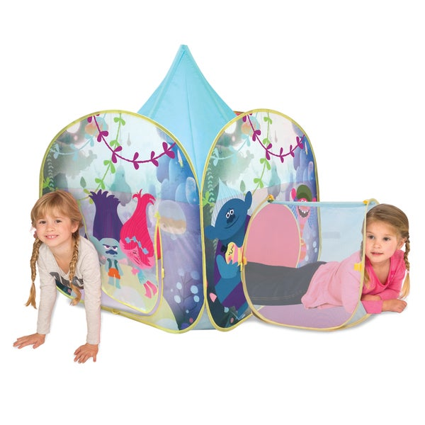 Playhut Troll 'Hair We Go' Polyester Play Tent