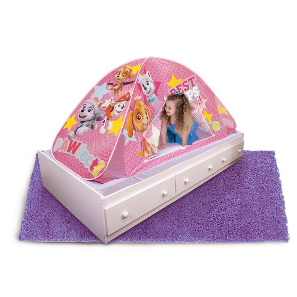 Play Hut Paw Patrol 2-in-1 Pink Tent